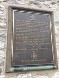 Image for 133rd Norfolk's Own Overseas Battalion Plaque - Simcoe, ON