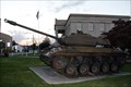 Image for M41 Walker Bulldog Light Tank - Main St. - Princeton, WV