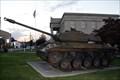 Image for M41 Walker Bulldog Light Tank - Main St. - Princeton, WV