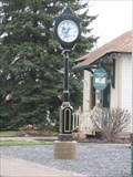 Image for Sodus Point Clock