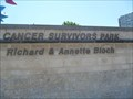 Image for Richard and Annette Bloch Cancer Survivors Park - Ottawa, Ontario