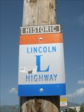 Image for Lincoln Highway Marker - South Salt Lake, UT
