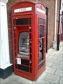 Image for Red Telepehone Box - Shipston on Stour, Warwickshire, CV36 4AB