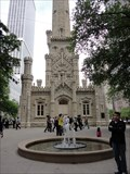 Image for Chicago Water Tower Fountain  -  Chicago, IL