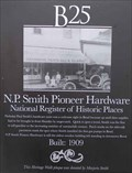 Image for N.P. Smith Pioneer Hardware