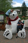 Image for Coca-Cola Polar Bear - Winter Park, CO