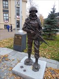Image for The Afghanistan Soldier - Corner Brook, Newfoundland, Canada