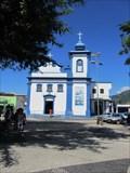 Image for Igreja Matriz de Santo Antonio clock  - Caraguatatuba, Brazil