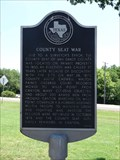 Image for County Seat War