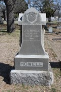 Image for J.H. Howell - Cleburne Memorial Cemetery - Cleburne, TX