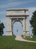 Image for National Memorial Arch Sculpture - Valley Forge, PA