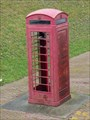 Image for Red Telephone Box - Het Peperhuisje - Den Helder, NH, NL