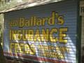Image for Ballard's Insurance Feeds - Pioneer Art Settlement