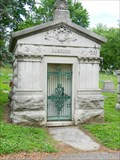 Image for Burgess Mausoleum - Mount Mora Cemetery - St. Joseph, Mo.
