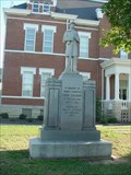 Image for Perry County Union Soldiers Civil War Monument, Perryville, Missouri