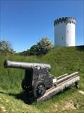 Image for Det hvide vandtårn - Fredericia, Danmark