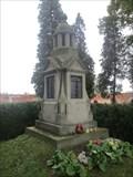 Image for Pomnik Obetem 1. svetove valky - Lednice, Czech Republic