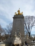 Image for Monument to the Maine - New York, NY