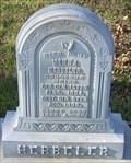 Image for Minna Hebbeler - Nortmanns Cemetery - New Haven, MO