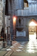Image for Cheshire (Earl of Chester's) Yeomanry Memorial, Chester Cathedral, Chester.