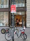 Image for Call a Bike-Station # 67330 (Freßgass) — Frankfurt am Main, Germany