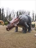 Image for Styracosaurus, Drayton Manor, Tamworth, Staffordshire, England, UK