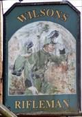 Image for The Old Thirteenth Cheshire Astley Volunteer Rifleman Corps Inn - Astley Street, Stalybridge, Greater Manchester, UK.