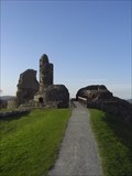 Image for Montgomery Castle, Castle Hill, Montgomery, Powys, Wales, UK