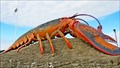 Image for World's Largest Lobster - Shediac, NB