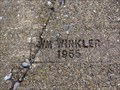 Image for Concrete Sidewalk - 1955 - Spokane, Washington
