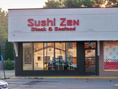Sushi Zen Brighton Michigan Sushi Restaurants On