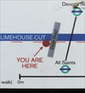Image for You Are Here - Morris Road, London, UK