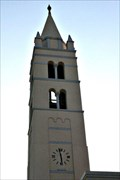Image for Huntington Beach High School Clock Tower - Huntington Beach, CA