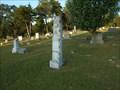 Image for E. F. McKnight - Redmen Cemetery - DeQueen, AR