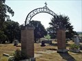 Image for Calvary Cemetery Gate - Oakwood Cemetery Historic District - Fort Worth, TX