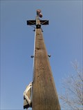 Image for Carthage Flagpole - Cincinnati's Smallest Historic Landmark