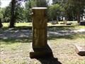 Image for William M. Peden - Oakland Cemetery, Navasota, TX