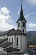 Image for Pfarrkirche Herz Jesu - Ried-Brig, VS, Switzerland
