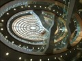 Image for Central Library Atrium Dome - Liverpool, Merseyside, Lancashire, UK.