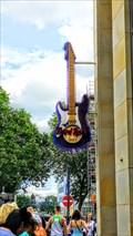 Image for Guitar Hard Rock Cafe - Köln, North Rhine-Westphalia, Germany
