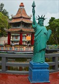 Image for Statue of Liberty in Haw Par Villa - Singapore