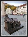 Image for Josef Škvorecký - Masaryk' square, Náchod, Czech Republic