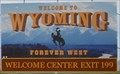 "Image for Welcome to Wyoming ~ ""Forever West"""