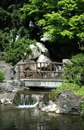 Image for Kasugai Gardens Waterfall — Kelowna, BC