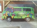 Image for Mellow Mushroom VW Bus - Frisco Texas