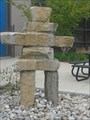 Image for Inukshuk at the Boys and GIrls Club of London - London, Ontario