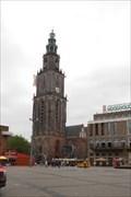 Image for RM: 18553 - Toren Martinikerk - Groningen