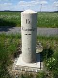 Image for Milestone near Effelter - 96352 Wilhelmstahl/Germany/BY
