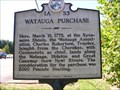 Image for WATAUGA PURCHASE ~ 1A 53