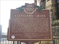Image for The Cleveland Grays #37-18